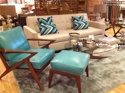 Turquoise_Leather_Kennedy_Chair